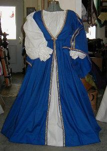 Italian style dress