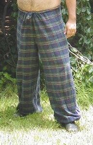 Mongol Pants
